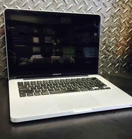 "Mid-2012 13.3"" Macbook Pro - i5 2.5GHz - 8GB RAM - 500GB HD - Fair"