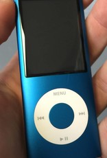 Apple iPod Nano 4th Gen 8GB Blue mp3 Player