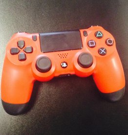 Sony Playstation 4 (PS4) Wireless Controller - CUH-ZCT1U - RED