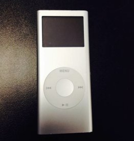 Apple iPod Nano 2nd Generation 2GB - Silver