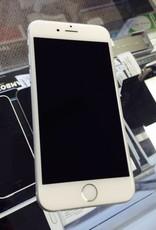Verizon/GSM Unlocked - Apple iPhone 6  - 16GB - White/Silver