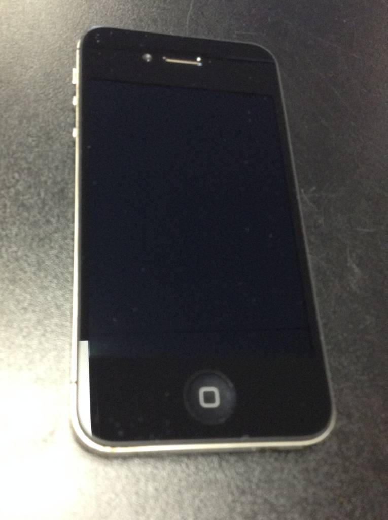 AT&T Only - Apple iPhone 4S 16GB - Space Gray