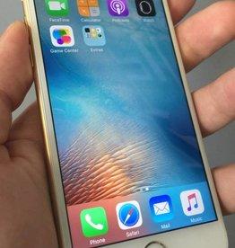 Unlocked - iPhone 6S - 128GB - Gold - Fair