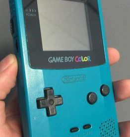 Nintendo GameBoy Color - Teal - Gaming Console Excellent!