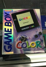 Gameboy Color - In Box - Atomic Purple
