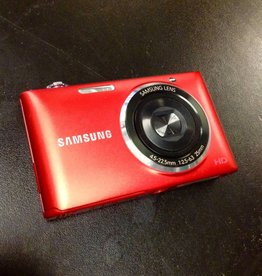 Samsung ST72 16.2  Digital Camera - Red - with USB