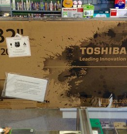 "Toshiba 32L220U 32"" LED TV 720p 60hz"