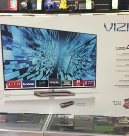 "In Box - VIZIO M401i-A3 40"" 120Hz 1080p Smart LED TV w/ Remote & Stand!"
