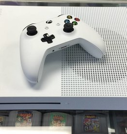 Microsoft Xbox One S SLIM 2TB Robot White Gaming Console System