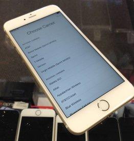 Factory Unlocked - Apple iPhone 6s Plus - 16GB - Gold/White - Fair