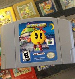 Ms. Pac-Man: Maze Madness (Nintendo 64, 2000)