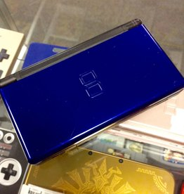 Original Nintendo DS Lite - Blue & Black - Game System w/ Charger