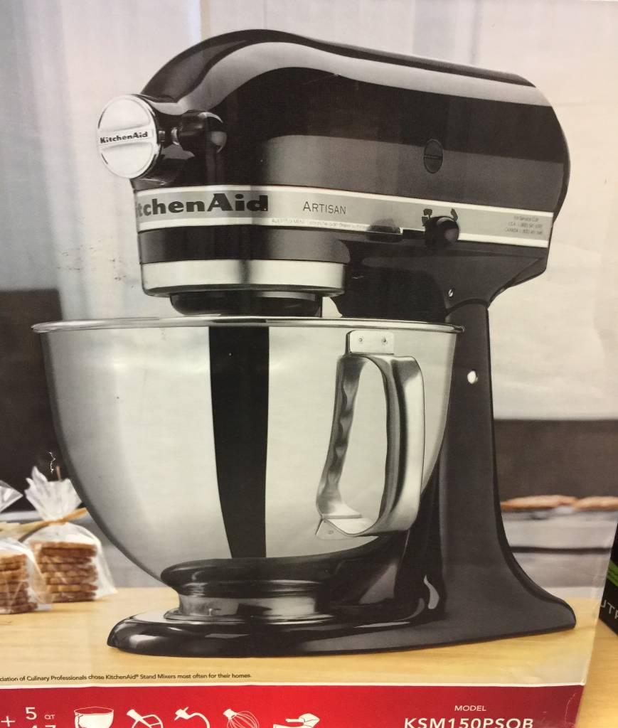 NEW! Kitchenaid KSM150 Artisan Tilt Head Stand Mixer 5 qt ...