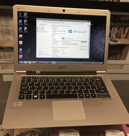 Acer Aspire S3 MS2346 Slim Laptop - Core i3-2377m 1.50Ghz 4GB 500GB Win 8
