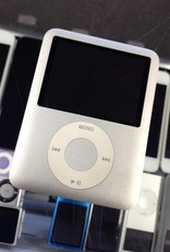 iPod Nano 3rd Generation - 4GB - Silver
