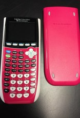 Texas Instruments TI-84 Plus C Silver Edition - Pink