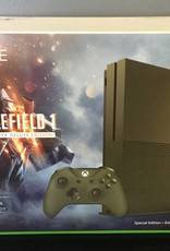 NEW IN BOX - Microsoft Xbox One S Battlefield 1 Early Enlister Deluxe Edition 1TB - SPECIAL EDITION