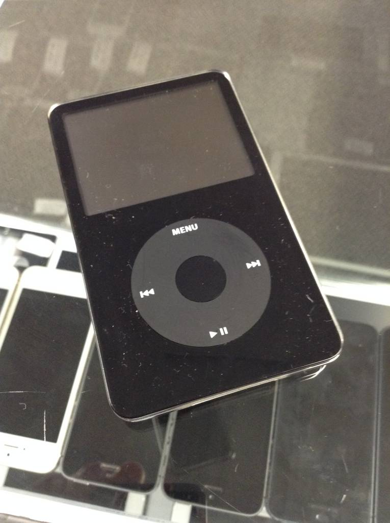 iPod Classic 6th Generation - 160GB - Black