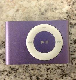 iPod Shuffle 2nd Generation - 1GB - Purple