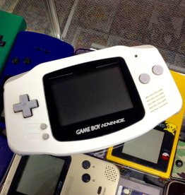 Nintendo Gameboy Advance - Arctic White