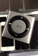 2GB Apple iPod Shuffle - 4th Generation - Grey