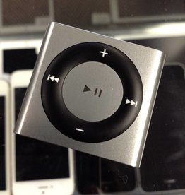 2GB Apple iPod Shuffle - 4th Generation - Grey