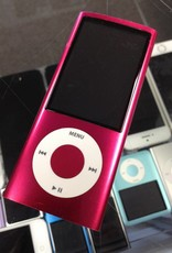 iPod Nano 5th Generation - 8GB - Pink - Camera