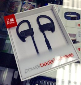 New in Box - Wireless PowerBeats 3 - Black