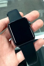 Apple Watch Series 1- 38mm - Black Sport - S/M Band Only -