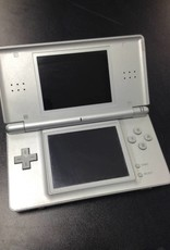 Nintendo DS Lite - SILVER - Game System w/ Charger