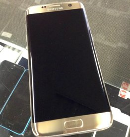 AT&T Only - Samsung Galaxy S7 Edge - 32GB - Gold