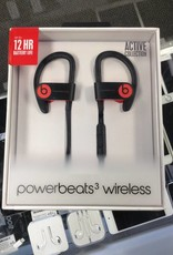 New in Box - Wireless PowerBeats 3 - Red/Black