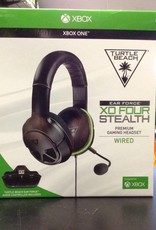 Used - Turtle Beach Ear Force: XO Four Stealth - Wired Headset