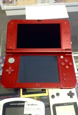 """New"" Nintendo 3DS XL - Glossy Red"