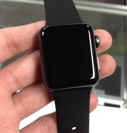 Apple Watch Series 2 - 38mm - S/M Black - Fair