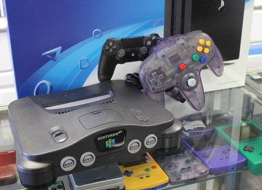 Gaming Consoles & Accessories