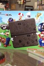 "Factory Sealed - ""New"" Nintendo 3DS - Super Mario Black Edition"