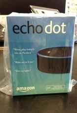 NEW Amazon Echo Dot - Alexa Personal Assistant / Bluetooth Speaker (Black)