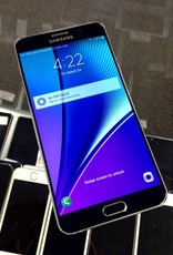 Verizon Only - Samsung Galaxy Note 5 - 32GB - Black