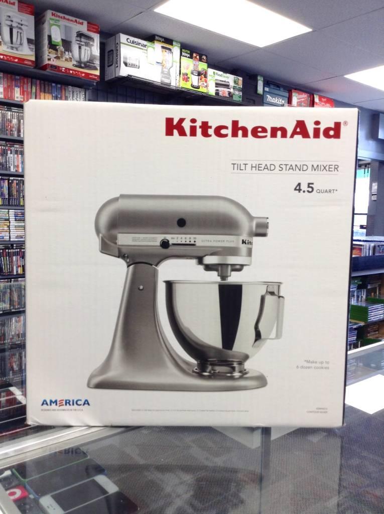 Kitchenaid Classic Series 45 Quart Tilt Head Stand Mixer new in box - kitchenaid 4.5 quart tilt-head stand mixer - paymore