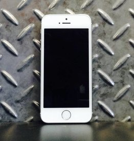 T-Mobile Only - Apple iPhone 5S - 64GB - White / Silver