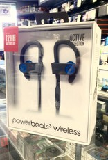 New in Box - Wireless PowerBeats 3 - Blue