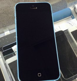 Verizon Only - Apple iPhone 5C - 8GB - Blue - Fair Condition