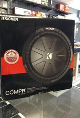 "Kicker Comp R 12"" Subwoofer - 2 Ohm - Mint in Box"
