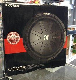 "Kicker Comp R 12"" Subwoofer - 2 Ohm - Mint in Box"
