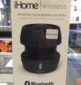 New - iHome iBT72 - Portable Bluetooth Speaker