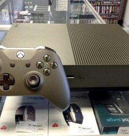 Microsoft Xbox One S - 1TB - Battlefield Black Edition - Used