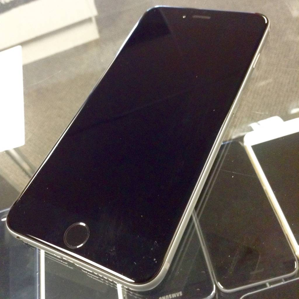 Verizon/GSM - Apple iPhone 6 Plus - 64GB - Space Gray - CIB