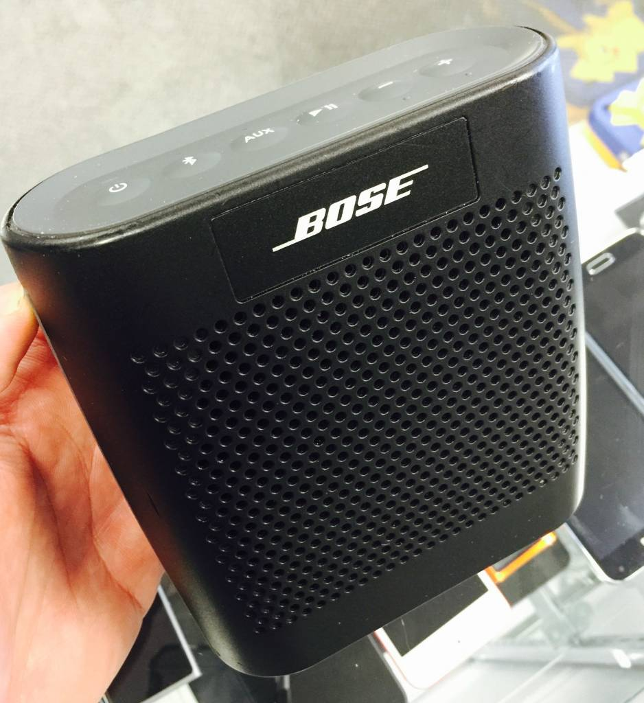 Bose Soundlink Color Bluetooth Wireless Speaker - Black