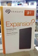 Seagate Expansion 2TB External Hard Drive